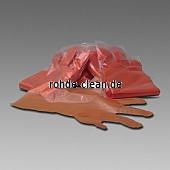 Einweg-Handschuh PE orange