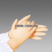Cleanmaster Latex-Reinraum-Einweghandsch