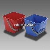 Kunststoffeimer 17 Liter für Chromwagen