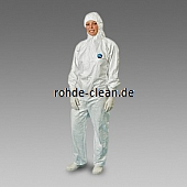 Cleanmaster Reinraum-Einweg-Overall