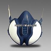 3M Atemschutzmaske 4251 FFA1P2D gegen Gase, Dämpfe, Partikel
