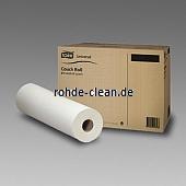 Tork Liegenabdeckung weiß 1-lg. Tissue 49x28cm