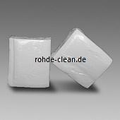 Softtuch W weiß 32x34cm Zellstoff/Latex-Gemisch 1008 Tücher
