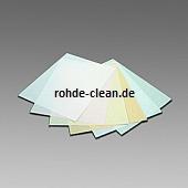 Reinraum-Papier Sky Blue A4