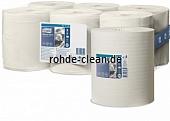 Tork Mehrzweck Papierwischtücher weiß 1-lg. Tissue 275m