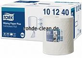 Tork starke Papierwischtücher Innenabrollung weiß 2-lg.