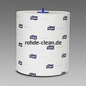 Tork Rollenhandtuch weiß 2-lg. Hybrid 21x24,5cm