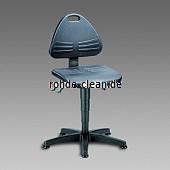 Bimos Arbeitsstuhl Isitec 1 Integralschaum mit Gleiter