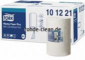 Tork Starke Mehrzweck Papierwischtücher weiß 2-lg.Tissue