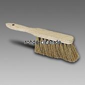Handbesen Holz unlackiert Borsten Poly-Kokos 28cm