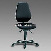 Bimos ESD-Stuhl Basic 2 Kunstleder mit Rollen
