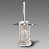 WC-Garnitur PVC weiß