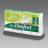 Toilettenpapier weiß 2-lg. Tissue 250 Blatt