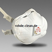 3M Atemschutzmaske 8825 FFP2D mit Ausatemventil