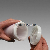 Metex Bechersieb S4000 weiß monofiles Perlon 210µ
