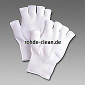 RR-Halbfingerhandschuh 100% Polyester Universalgröße