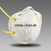 3M Atemschutzmaske 8710 FFP1 gegen Feinstäube