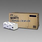 Tork Handtuch ZZ weiß 2-lg. Tissue 25x23cm