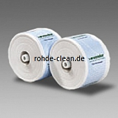Vendor Toilettenpapier 100m/Rolle weiß 2-lg. Tissue