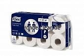 Tork Toilettenpapier weiß 2-lg. Tissue 250 Blatt