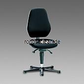 Bimos ESD-Stuhl Basic 1 Kunstleder mit Gleiter