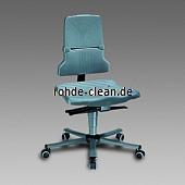 Bimos Arbeitsstuhl Sintec 2 Kunststoff mit Rollen